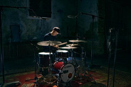 Supreme Standards Podcast \\ Ep4: Drummer Richard Spaven