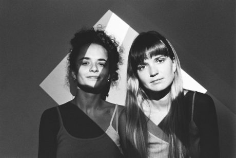 INTERVIEW \\ Three minutes with electronic-pop duo Bad Honey
