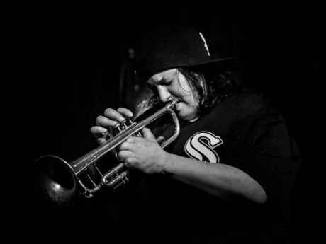 Supreme Standards Podcast \\ EP8: NYC trumpeter Jaimie Branch