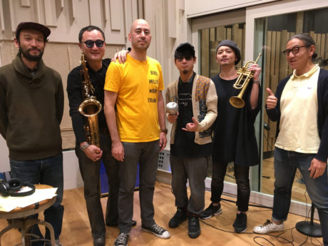 PREMIERE \\ Ronin Arkestra is a super group of Mark de Clive-Lowe, Kyoto Jazz Sextet, Cro Magnon and more
