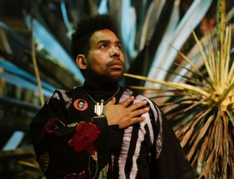 Damon Locks gives us a modern soundtrack for black empowerment