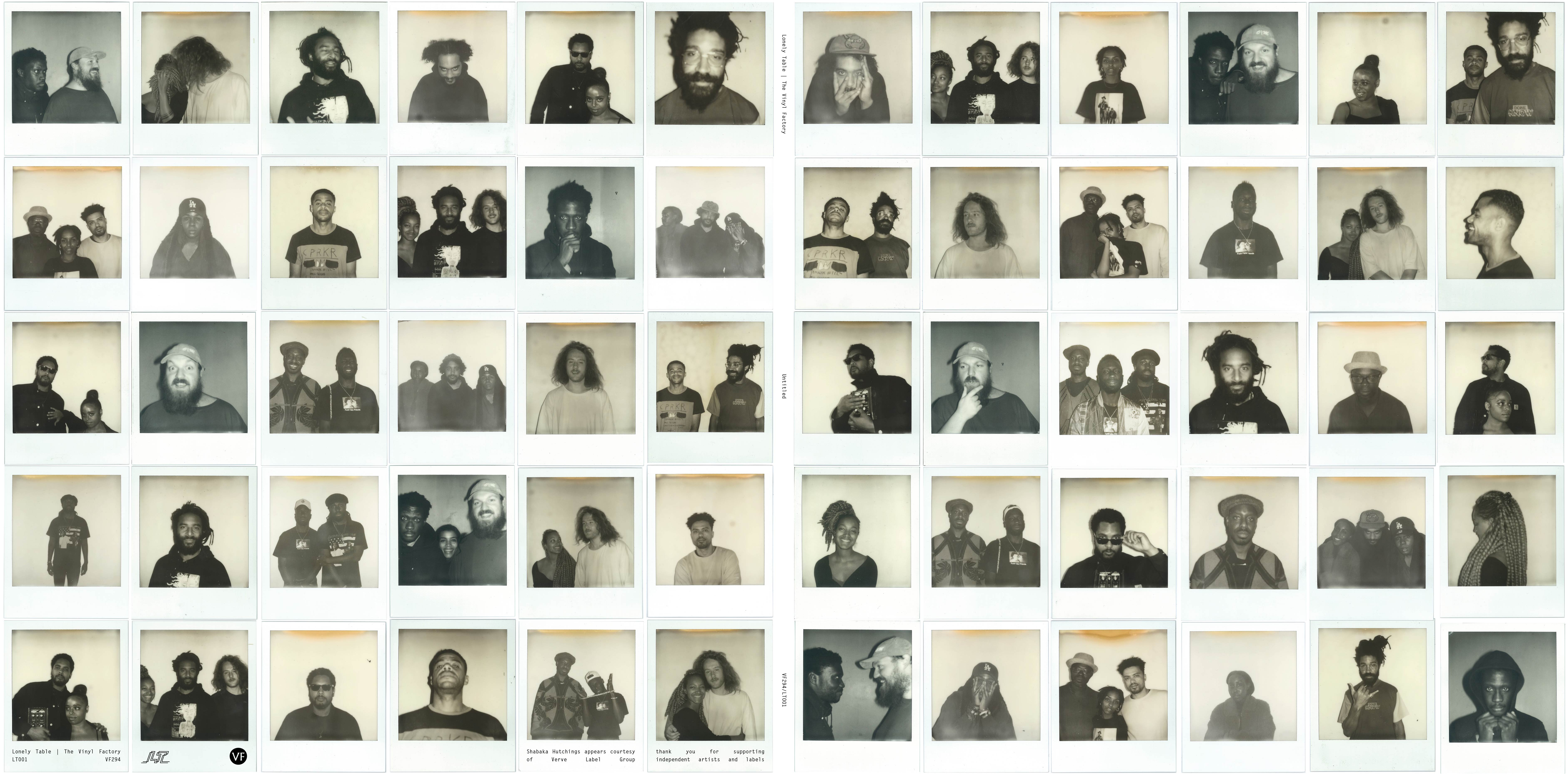 Album of the Week Basquiat inspired compilation 'Untitled