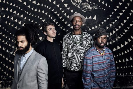 NEWS \\ Sons of Kemet, Poppy Ajudha and Makaya McCraven win at the JazzFM Awards