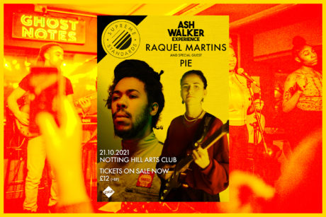 Supreme Standards: Ash Walker Experience, Raquel Martins, PIE